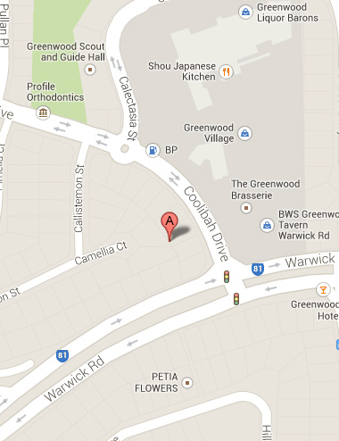 Greenwood Dental Perth Location
